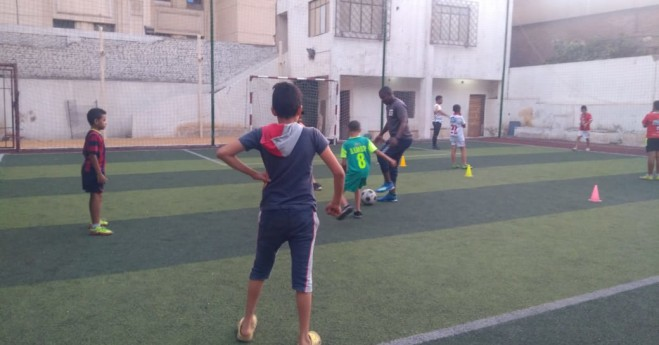 Football activity