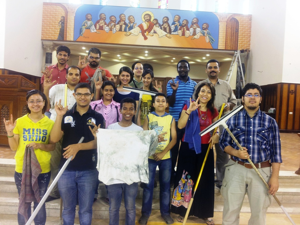 The Deaf Club for hearing impairded young people and adults