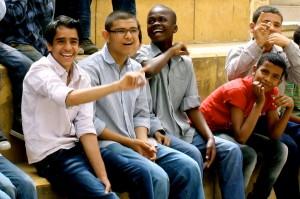 The Deaf Unit Cairo 06