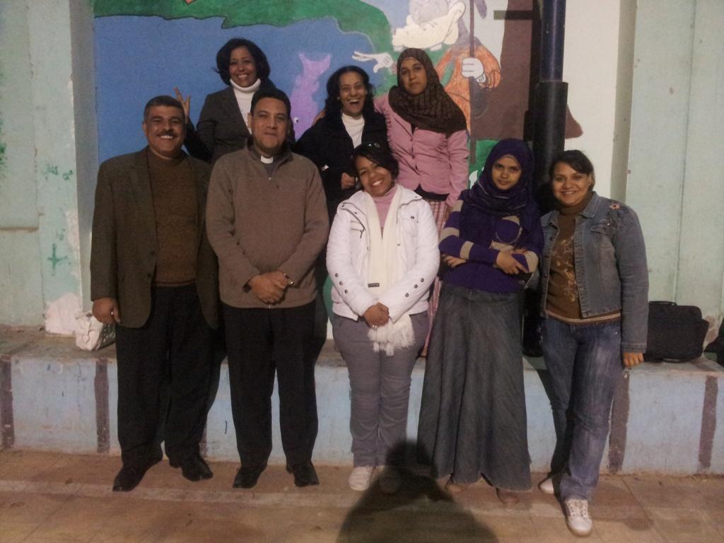 CBR program in Luxor
